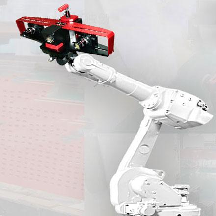 机器人三维扫描检测系统