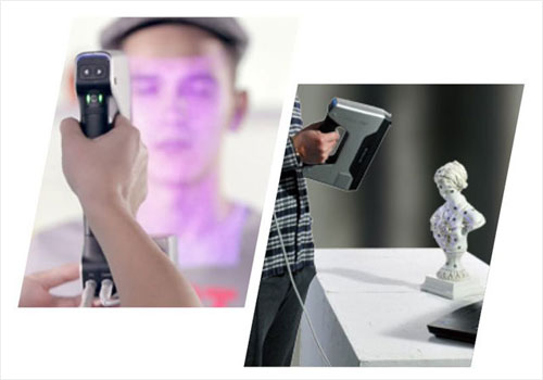 多功能手持式三维光学扫描仪